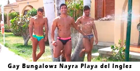 Gay Bungalows Nayra Playa del Ingles, Gran Canaria